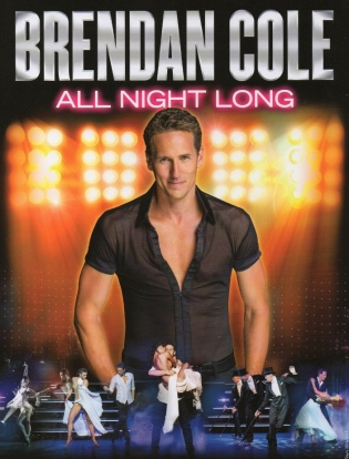 Brendan Cole: All Night Long – Birmingham Symphony Hall – 24 March 2017