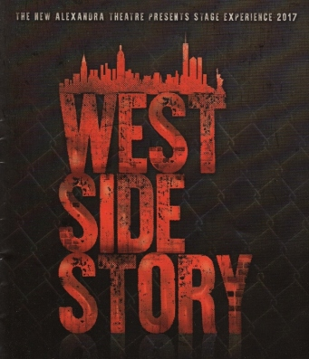 West Side Story – New Alexander Theatre, Birmingham – 25 August 2017