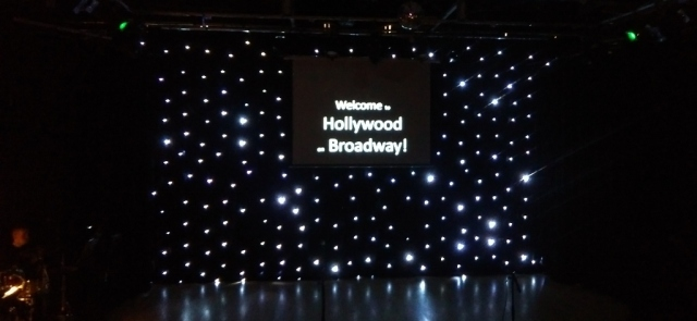 Hollywood on Broadway – Dovehouse Theatre, Solihull – 29 October 2017