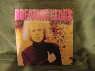 Hazel O'Connor Breaking Glass © Antony N Britt