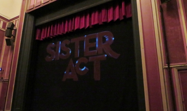 Sister Act – The Old Rep Theatre, Birmingham – 24 March 2018 Birmingham Ormiston Academy. BOA