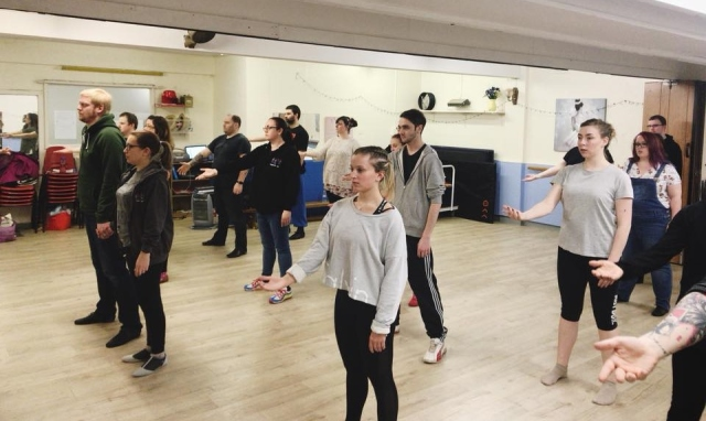 West Side Story – Prince of Wales Theatre, Cannock – 16 to 19 May 2018 Aldridge Musical Comedy Society AMCS