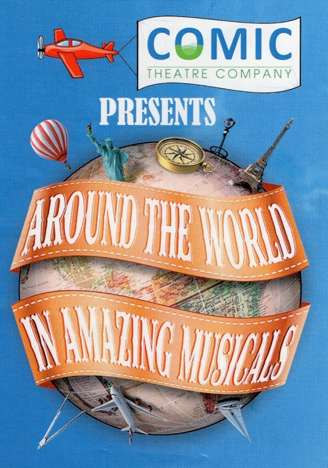 Around the World in Amazing Musicals – Sunfield Community Theatre, Clent – July 6 2018