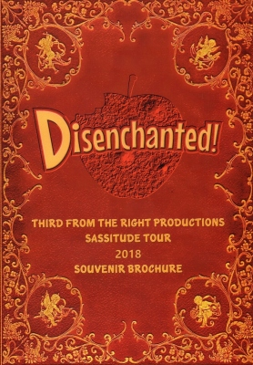 Disenchanted – The Blue Orange Theatre, Birmingham – 31 August 2018