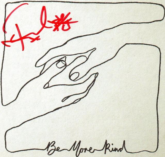 Frank Turner - Be More Kind Signed