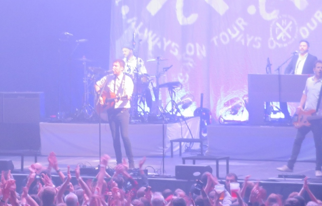 Frank Turner and the Sleeping Souls – Birmingham Arena – 22 January 2019 © Antony N Britt 2019