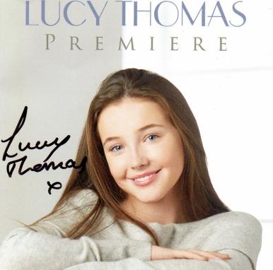 Album Review – Lucy Thomas: Premiere