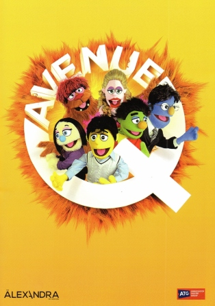 Avenue Q – New Alexandra Theatre, Birmingham – 16 February 2019