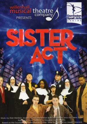 Sister Act – The Dormiston Sports and Arts Centre – 11 April 2019
