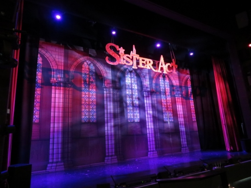 Sister Act – The Dormiston Sports and Arts Centre – 11 April 2019 Photo © Antony N Britt
